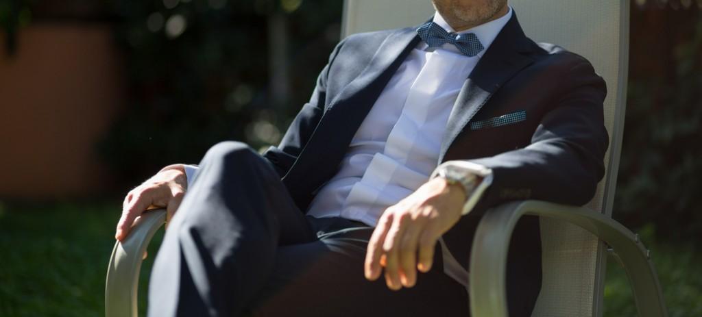 Cerimonia uomo: 4 segreti per essere elegante senza essere scontato.
