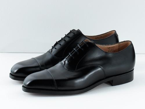 official photos e5a45 917c6 Come deve essere fatta una scarpa nera da cerimonia ...