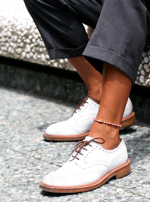 timeless design 97c54 3543f Scarpe senza le calze come, quando e con quali pantaloni ...