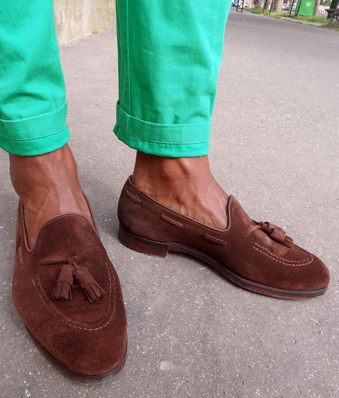3 steps per ripiegare il fondo dei tuoi pantaloni