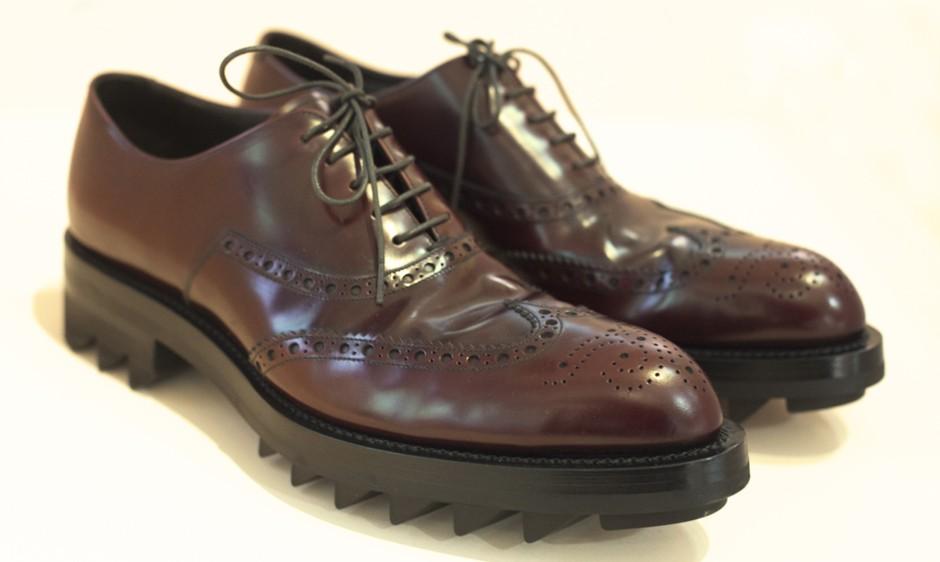 Il capo pi importante del guardaroba di un uomo la scarpa for Stile architettonico del capo cod