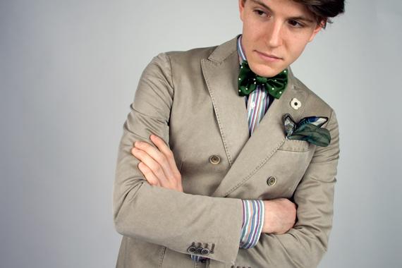 Matrimonio In Jeans Uomo : Papillon un accessorio very cool stilestili
