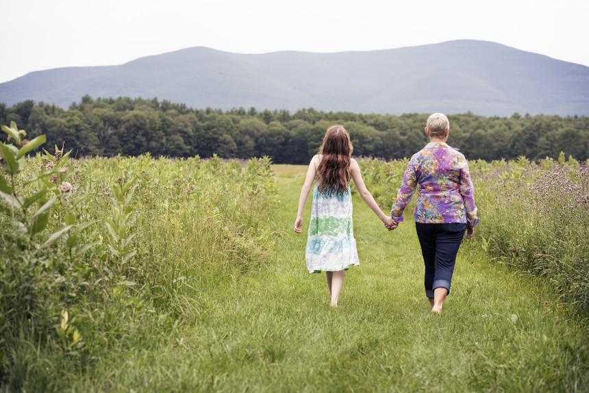 Come vincere la paura di invecchiare al femminile