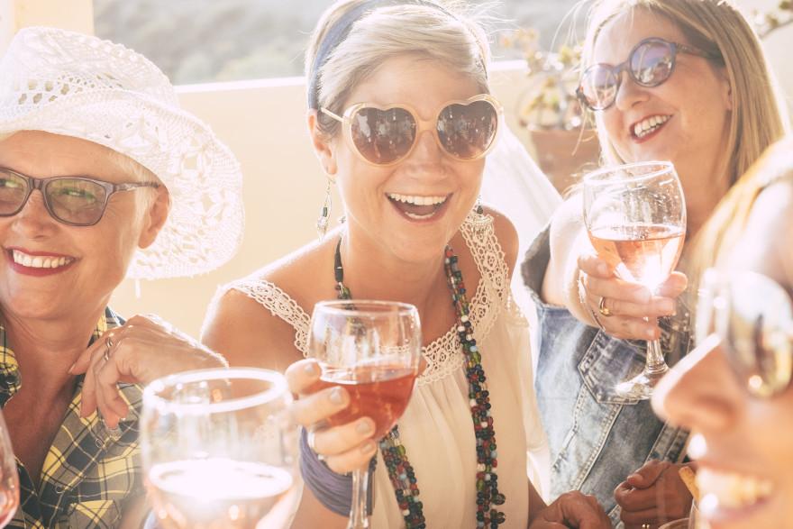 L'amicizia tra donne dopo i 50 migliora la vita